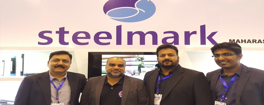 Steelmark signs distribution accord